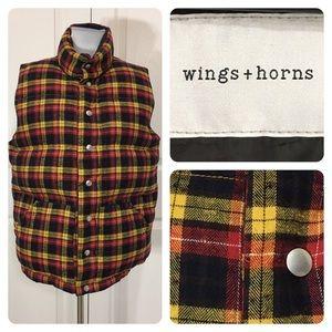 Wings + Horns